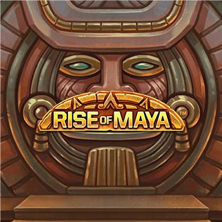 Rise of Maya NetEnt Video Slots POTGL