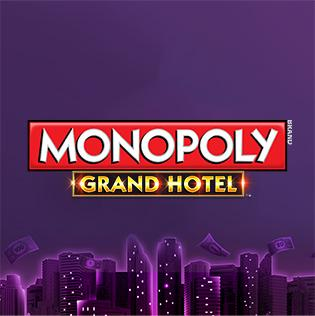 Monopoly Grand Hotel TDL