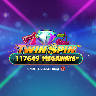 Twin Spin Megaways TSMW