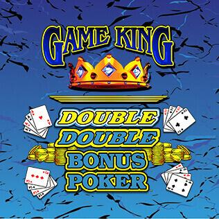 Game King Double Double Bonus Poker