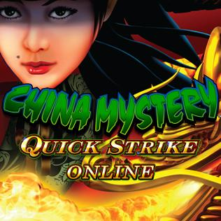 China Mystery Quick Strike TDL
